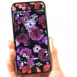 Skincover® iPhone 6/6S - Dark Velvet By Hello Kitty