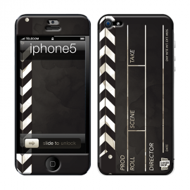 Skincover® iPhone 5 / 5S / 5SE - Action