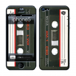 Skincover® iPhone 5 / 5S / 5SE - Tape 80'