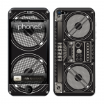 Skincover® iPhone 5 / 5S / 5SE - Ghetto Blaster