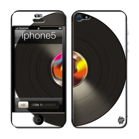 Skincover® iPhone 5 / 5S / 5SE - Vinyl