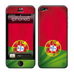 Skincover® iPhone 5 / 5S / 5SE - Portugal