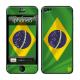 Skincover® iPhone 5 / 5S / 5SE - Brazil