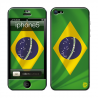 Skincover® iPhone 5 / 5S / 5SE - Brazil