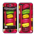 Skincover® iPhone 5 / 5S / 5SE - Macarons