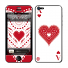 Skincover® iPhone 5 / 5S / 5SE - Ace of Heart