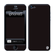 Skincover® iPhone 5 / 5S / 5SE - Black