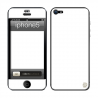 Skincover® iPhone 5 / 5S / 5SE - White