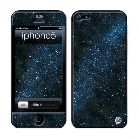 Skincover® iPhone 5 / 5S / 5SE - Milky Way