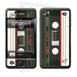 Skincover® iPhone 4/4S - Tape 80'