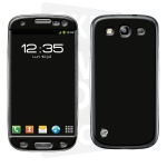 Skincover® Galaxy S3 - Black