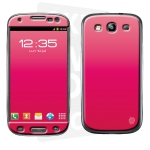 Skincover® Galaxy S3 - Skincover® Pink