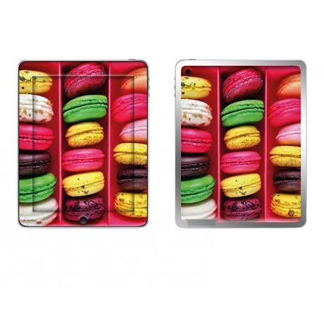 Skincover® Ipad 2 / Nouvel Ipad - Macarons