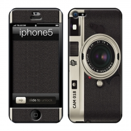 Skincover® iPhone 5 / 5S / 5SE - Camera