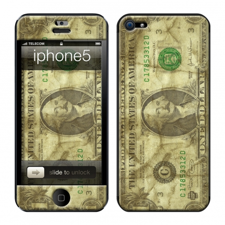 Skincover® iPhone 5 / 5S / 5SE - One Dolls