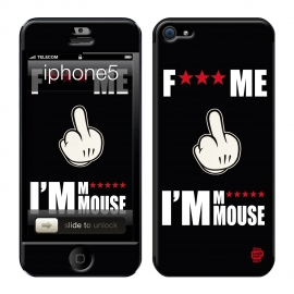 Skincover® iPhone 5 / 5S / 5SE - FM Mouse