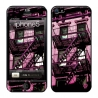 Skincover® iPhone 5 / 5S / 5SE - Ap'Art Pink By Paslier