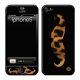Skincover® iPhone 5 / 5S / 5SE - Leo Stache
