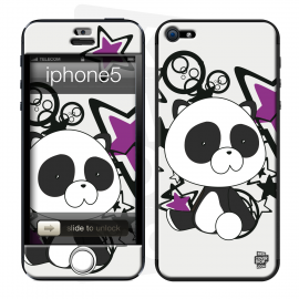Skincover® iPhone 5 / 5S / 5SE - Panda