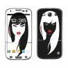 Skincover® Galaxy S3 - Black Swan