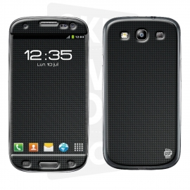 Skincover® Galaxy S3 - Carbon