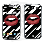 Skincover® Galaxy S3 - Rouge Eclair