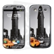 Skincover® Galaxy S3 - Taxi NYC By Paslier