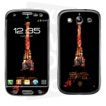 Skincover® Galaxy S3 - Paris & Art By Paslier