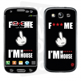 Skincover® Galaxy S3 - FM Mouse