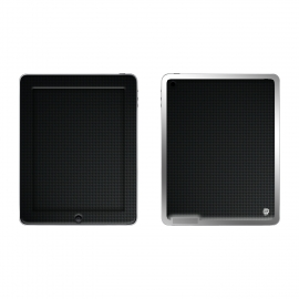 Skincover® Ipad 2 / Nouvel Ipad - Carbon