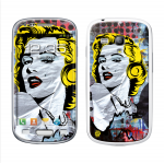 Skincover® Galaxy S3 Mini - Marilyn By Paslier