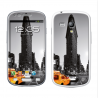 Skincover® Galaxy S3 Mini - Taxi NYC By Paslier