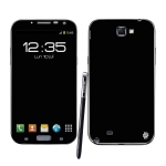 Skincover® Galaxy Note 2 - Black