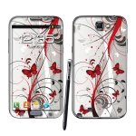 Skincover® Galaxy Note 2 - Butterfly
