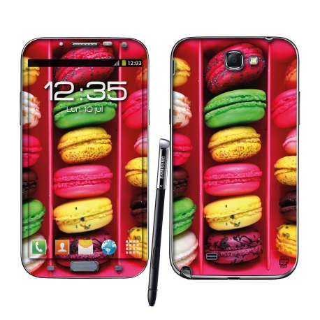Skincover® Galaxy Note 2 - Macarons