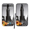 Skincover® Galaxy Note 2 - Taxi NYC By Paslier