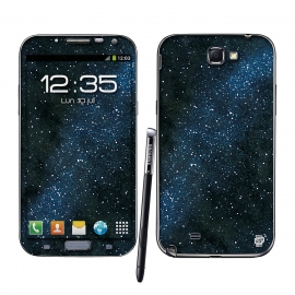 Skincover® Galaxy Note 2 - Milky Way