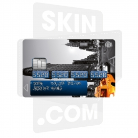 Skincard® Taxi NYC By Paslier