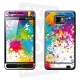 Skincover® Galaxy S2 - Abstr'Art