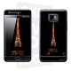 Skincover® Galaxy S2 - Paris & Art By Paslier