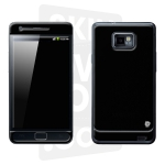 Skincover® Galaxy S2 - Black