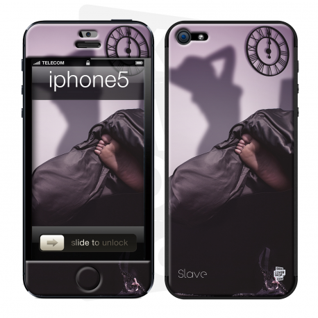 skincover® iPhone 5 / 5S / 5SE - Slave - Once Upon a Time - Cendrillon