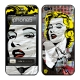 Skincover® iPhone 5 / 5S / 5SE - Marilyn By Paslier