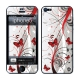 Skincover® iPhone 5 / 5S / 5SE - Butterfly