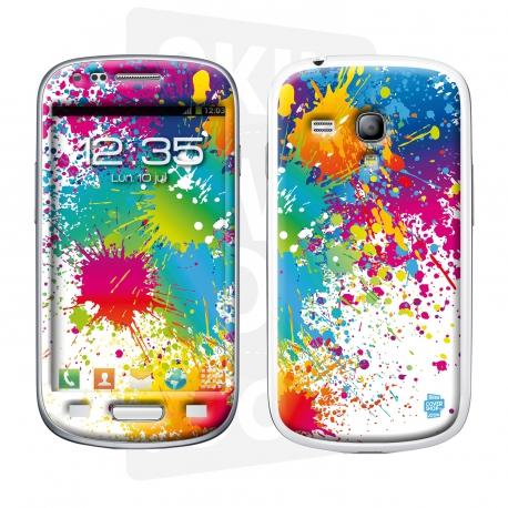 Skincover® Galaxy S3 Mini - Abstrt'Art