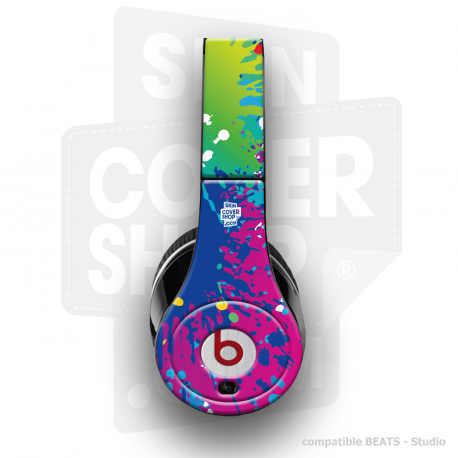 Skincover® Beats by Dre - Studio - Abstr'Art