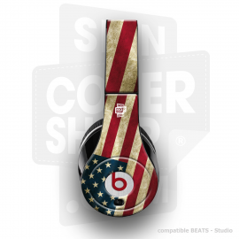 Skincover® Beats by Dre - Studio - Old Glory