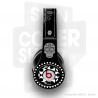 Skincover® Beats by Dre - Studio - Skull & Flower