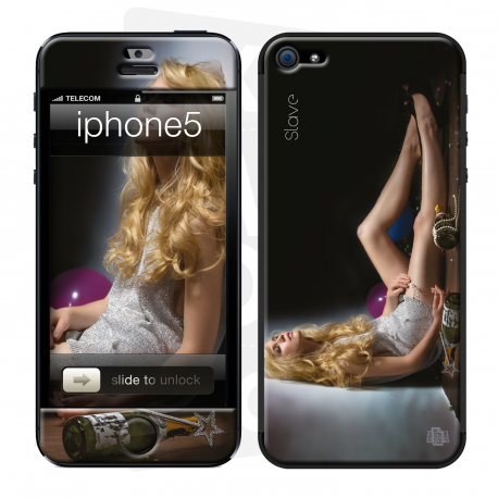 skincover® iPhone 5 / 5S / 5SE - Slave - Once Upon A Time - Aurore