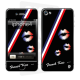 Skincover® iPhone 4/4S - French Kiss